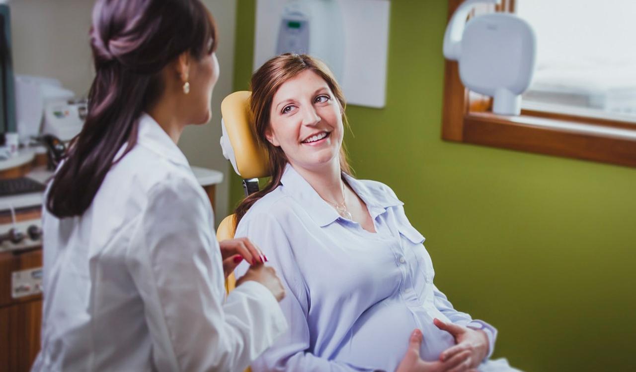 Можно ли чистить зубы ультразвуком при беременности