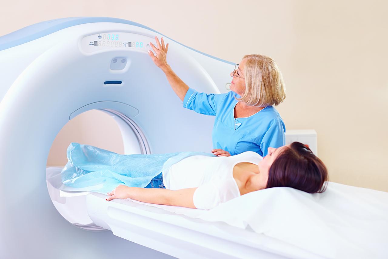 Делаем МРТ с брекетами