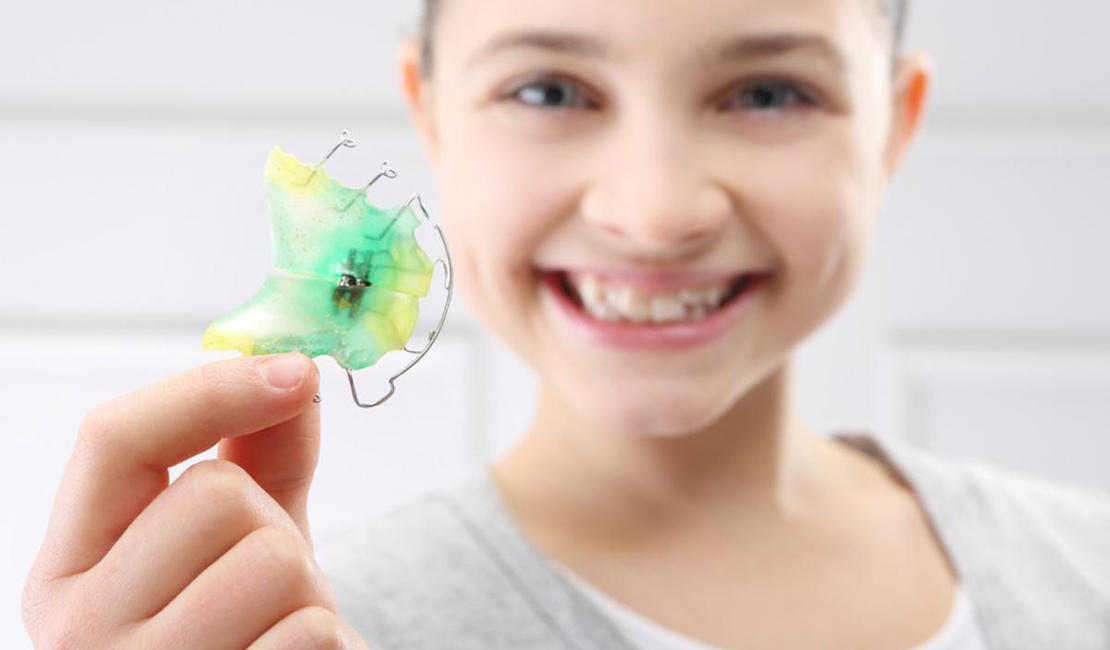 зубы фото детские